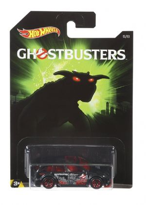 Hot Wheels Ghostbusters Diecast Vehicle - Audacious - 5 of 8